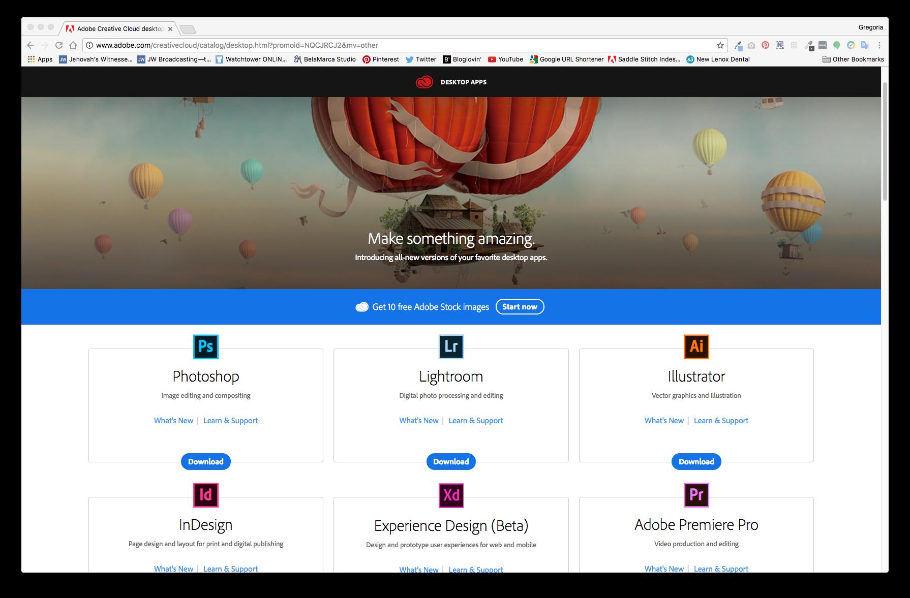 Adobe Creative Suite | BelaMarca Studio