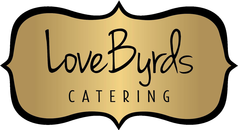 LoveByrds Catering   Branding   BelaMarca Studio