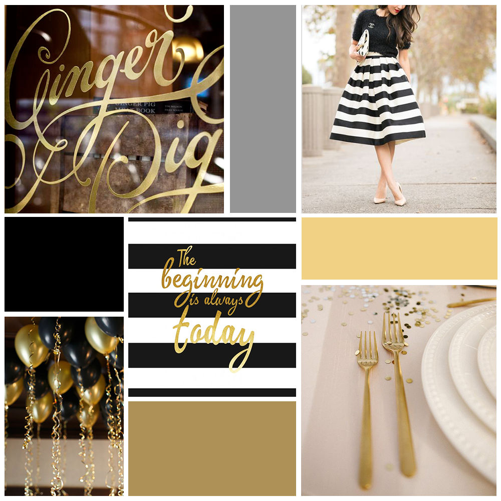 LoveByrds Catering | Moodboard | Inspiration Board | BelaMarca Studio