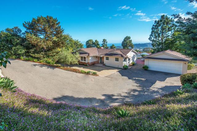 1839 East Las Tunas Road    Santa Barbara, CA $1,895,000   3BR • 2BA