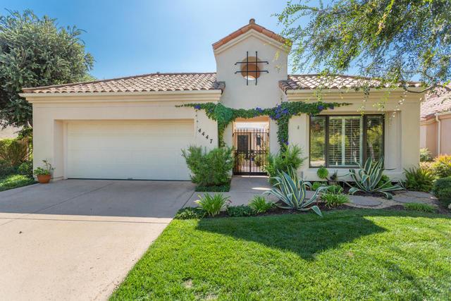 4447 Shadow Hills Boulevard South    Santa Barbara, CA $1,635,700   4BR • 5.5BA