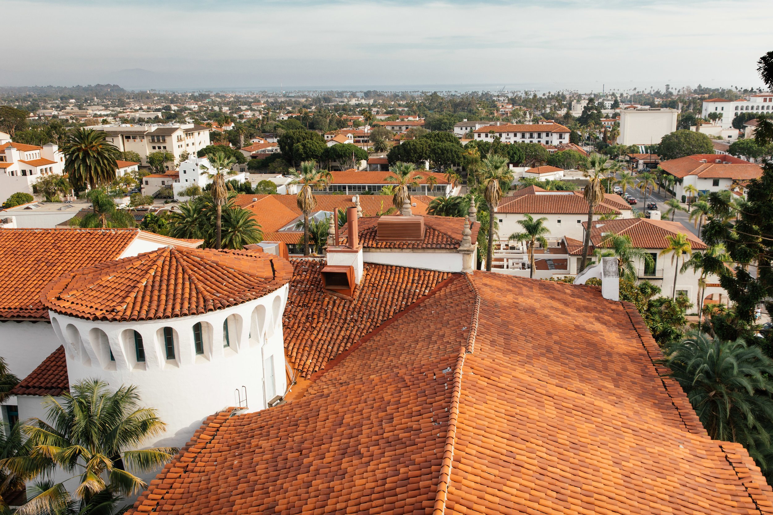 "Santa Barbara - The ""American Riviera"""