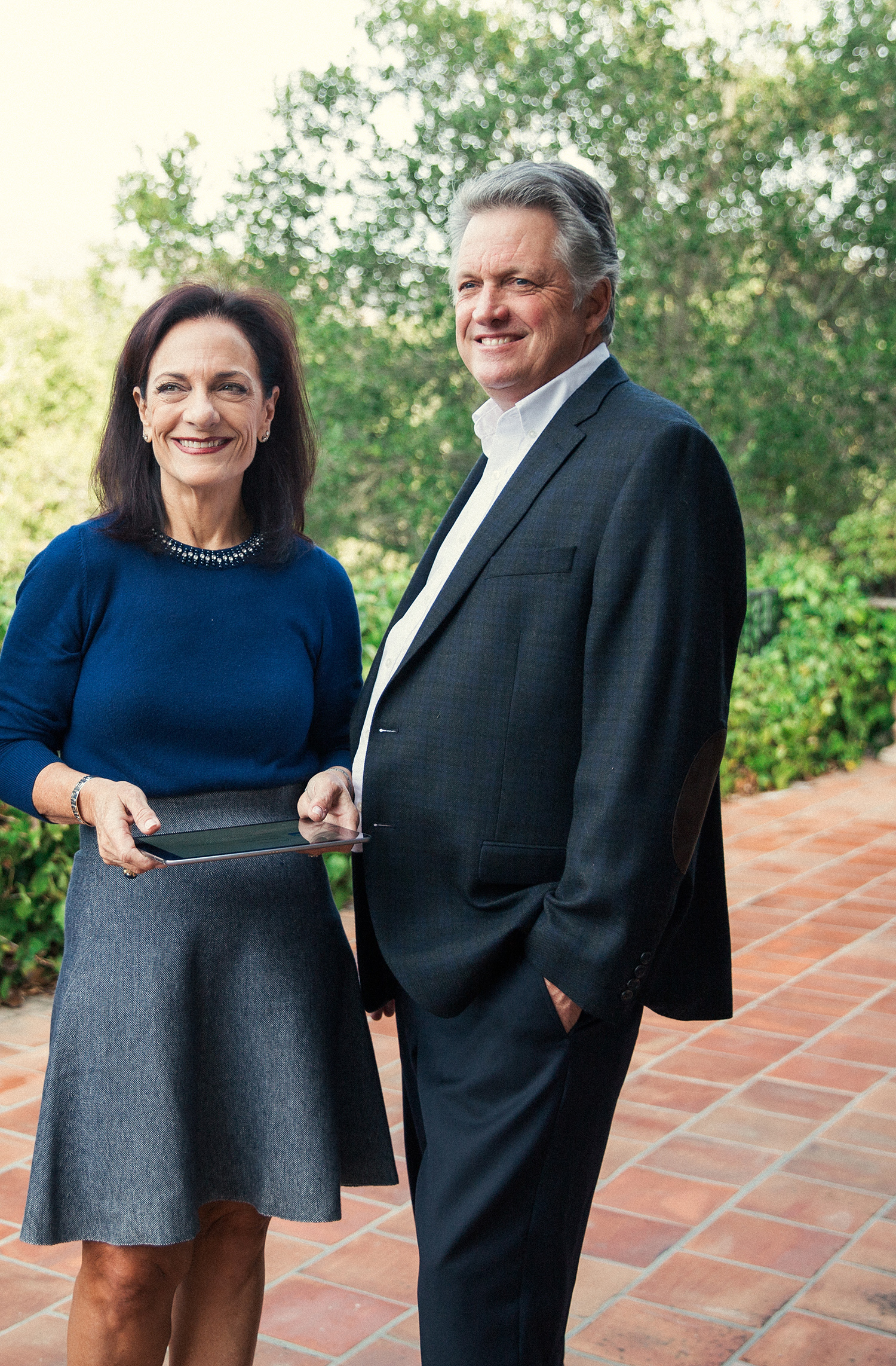 Meet the Team - Langhorne Group brings together two full-time Santa Barbara Realtors in a unique blend of talent that operates under the singular belief that a team always outperforms an individual effort. Sharing common ethical standards, operating with honest communication, and employing a collaborative approach, each member brings their individual expertise to the table to create better solutions as a team.