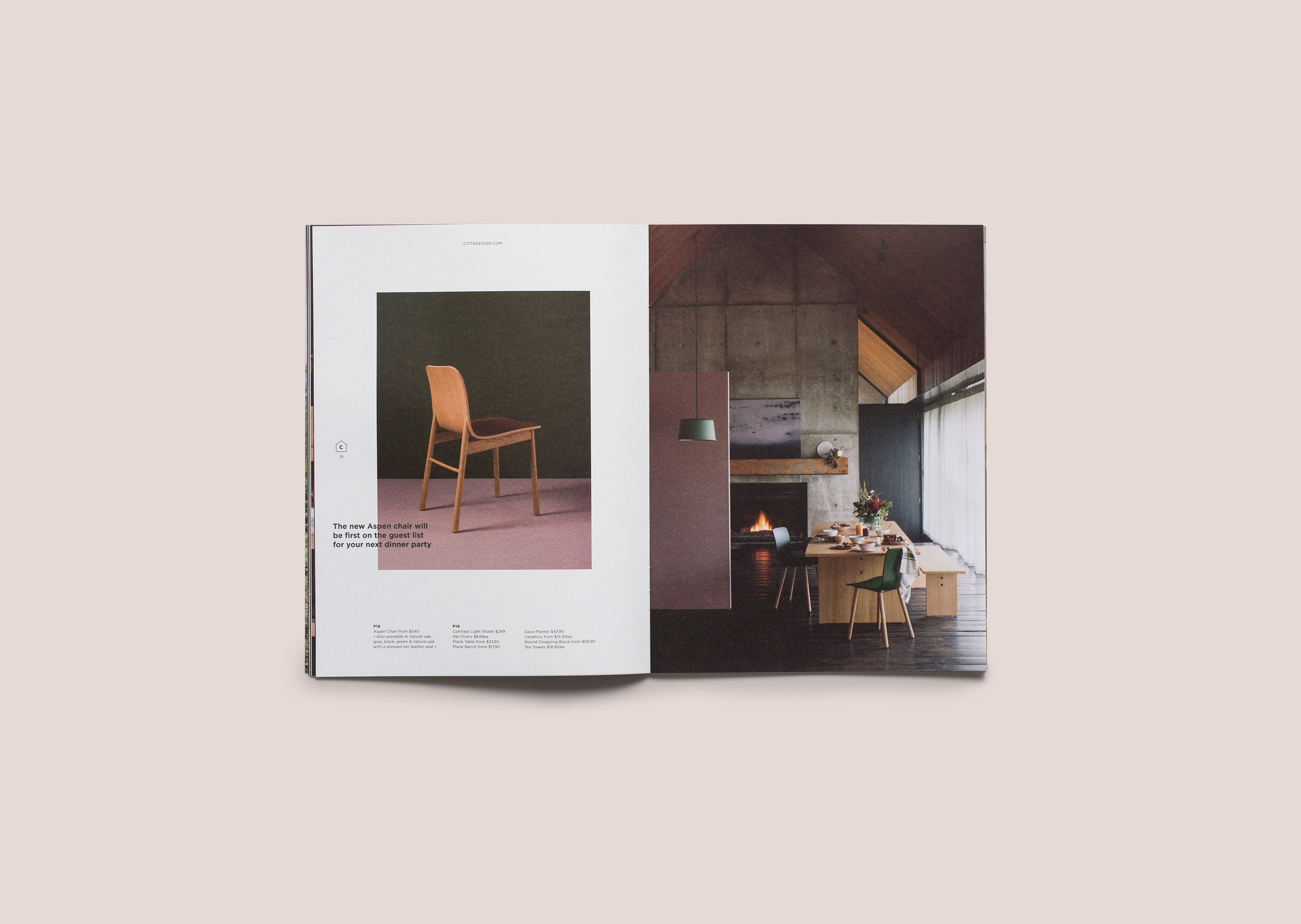 Winter 17 retail catalogue