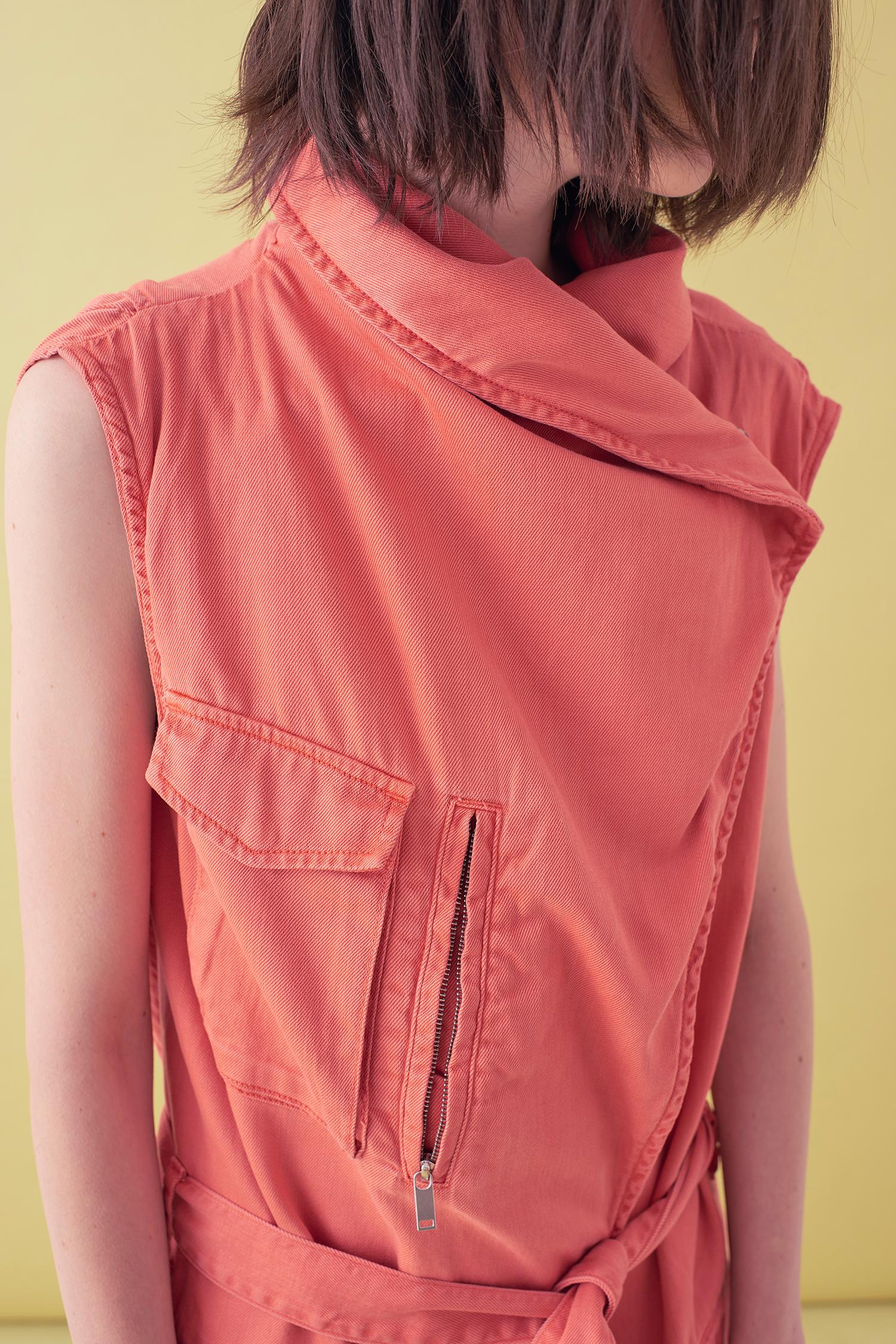 Sarah_Swann_SS17_39_Garment_Dyed_Cotton_Sleeveless_Long_Jacket_Coral_D.jpg