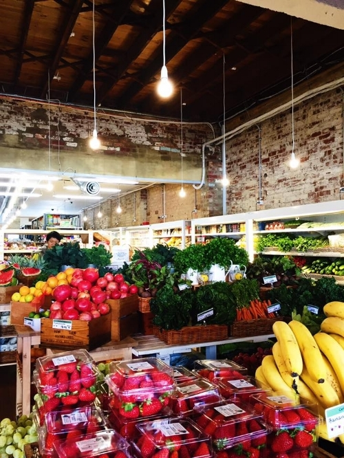 Image: Apples and Sage Organic Wholefoods , Bawlyn