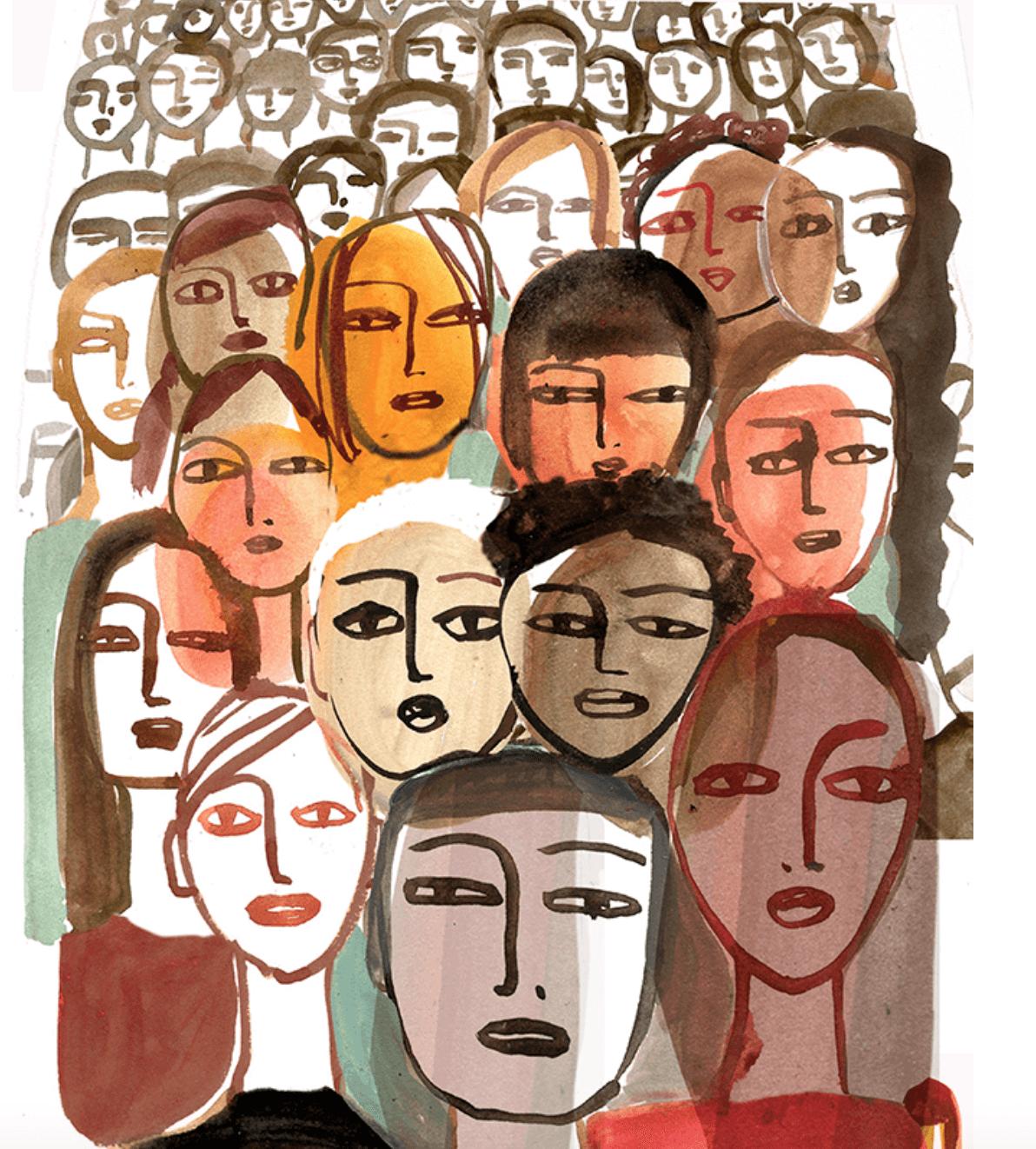 Wise Women Speak - Giving Voice to the Wisdom in Women