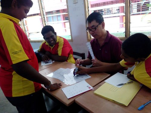 SMK Tunku Ismail, Sungai Petani, Kedah -