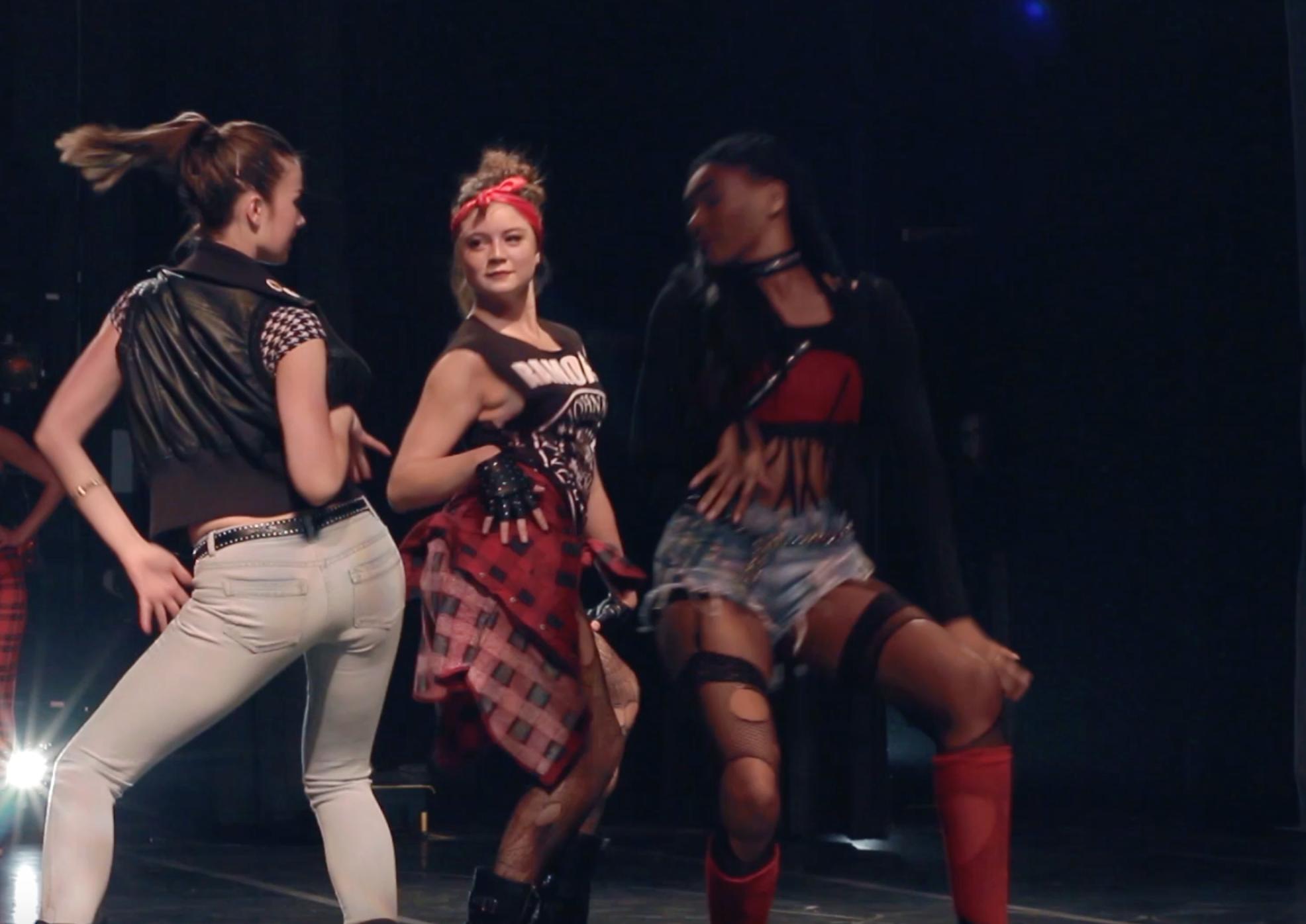 Lust for Life  | SPRING Dance Concert   (2015) Choreography: Shannon Elliott Costume Design: Matthew Smith Santa Fe University of Art & Design | Santa Fe, NM Photo credit: Kyle McAnally