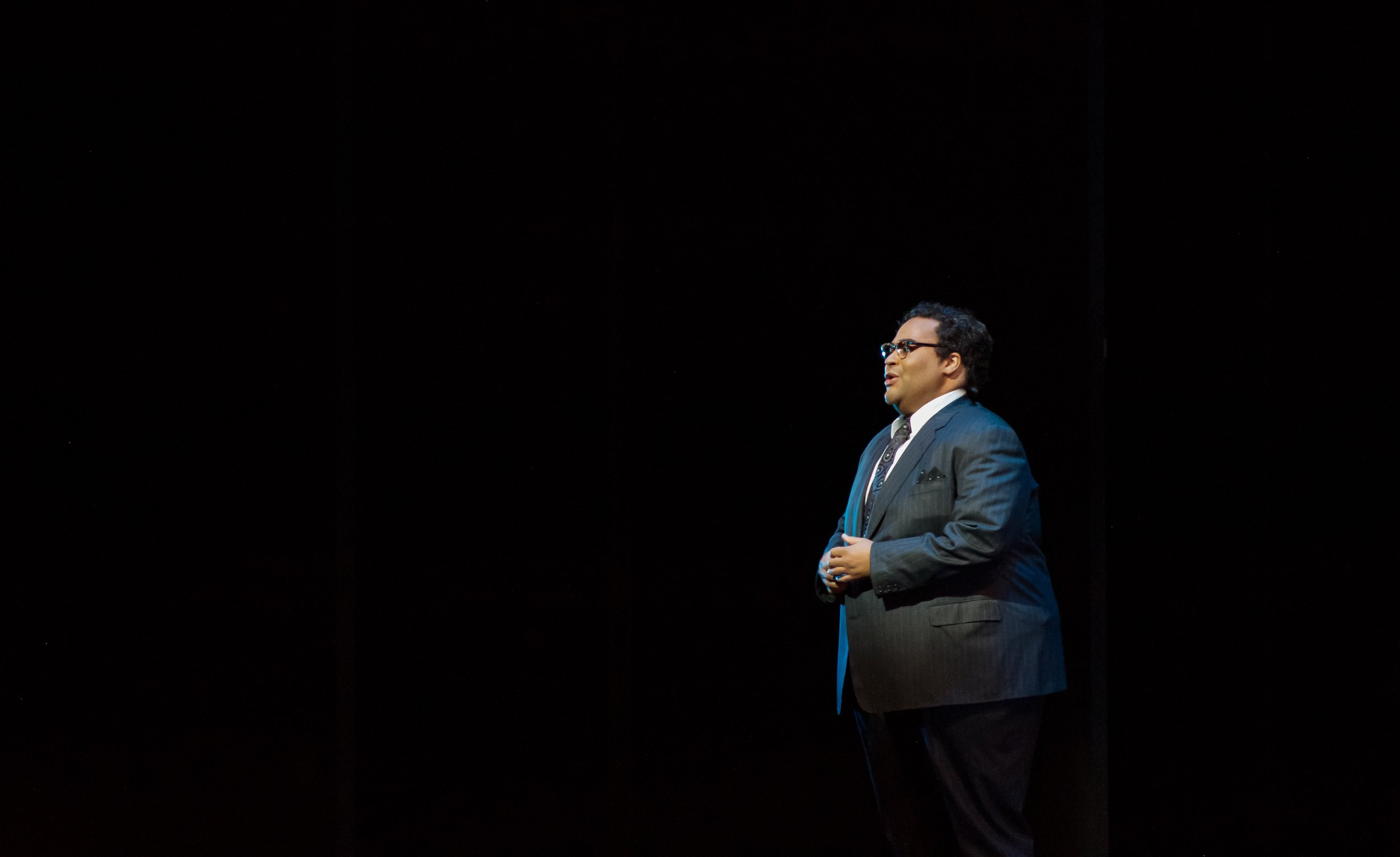Don Giovanni   | 2018 Directer: Fernando Borti Costume Design :  Matthew Smith Wig Design: Fiona Kraus  Santa Fe Opera | Santa Fe, NM  Photo credit: Bobby Gutierrez