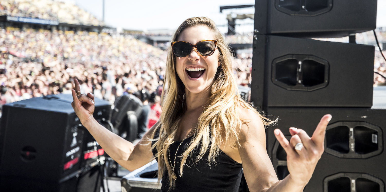 Allison HagendorfGlobal Head of Rock at Spotify