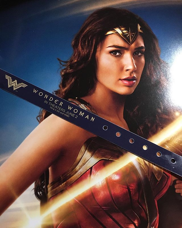 Thank you @wbpictures and @seanrisley for getting me to the early Wonder Woman fan viewing tonight! Although I have to wait for release day to give a full review....I can say that this movie is as inspiring and courageous as a movie can get! There are parts that will just blow you away! @gal_gadot and Chris Pine deliver deep and meaningful performances and Patty Jenkins should be very proud with this visual masterpiece that she has delivered! It may have took over 70 years to get a Wonder Woman movie but it was worth the wait!  Easily the superhero movie of the Summer! Tickets are on sale now! [ posted by @thebatcrap ] #WonderWoman  #Batman #TheBatForce #DarkKnight #Gotham #WonderWoman #SuicideSquad #HarleyQuinn #TheJoker #JusticeLeague #Marvel #StarWars #Podcast #DcComics #BatForceStrong
