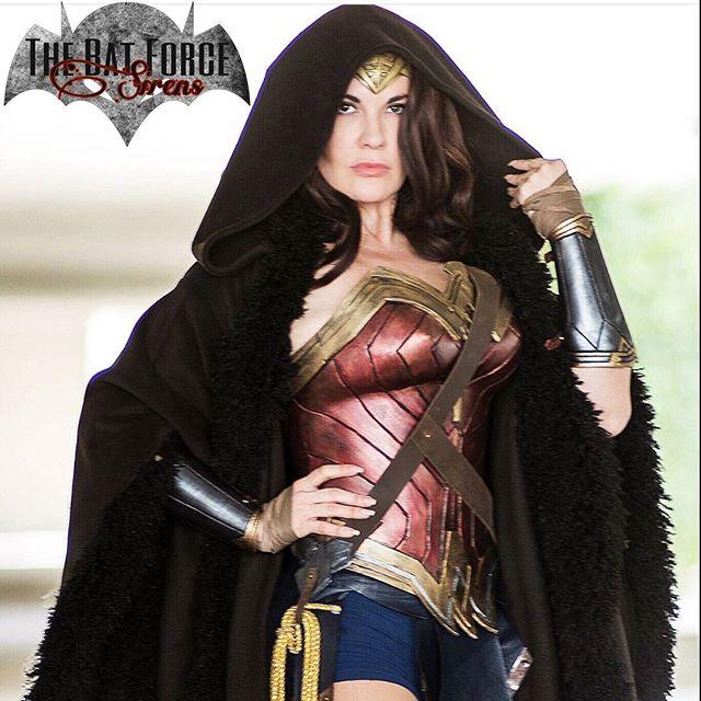 A special #batforcesirens this week, to celebrate @wonderwomanfilm . If you aren't following the best Wonder Woman on IG @wonderwomanisreal , you should start now. . Swipe to see more ↩️↩️↩️ . . Post by @robindcross . . . . . . . . . . . . . . . . . . #Batman #WonderWoman #DianaPrince #Themyscira #Cosplay #TheBatForce #BatForceAndChill #BatForce #DCComics #TheBatman #BatmanTheAnimatedSeries #Arkham #dccomics #dc #joker #comics #gotham #harleyquinn #brucewayne #art #dcuniverse #justiceleague #thejoker #darkknight #thedarkknight #superhero #suicidesquad #gothamcitysirens