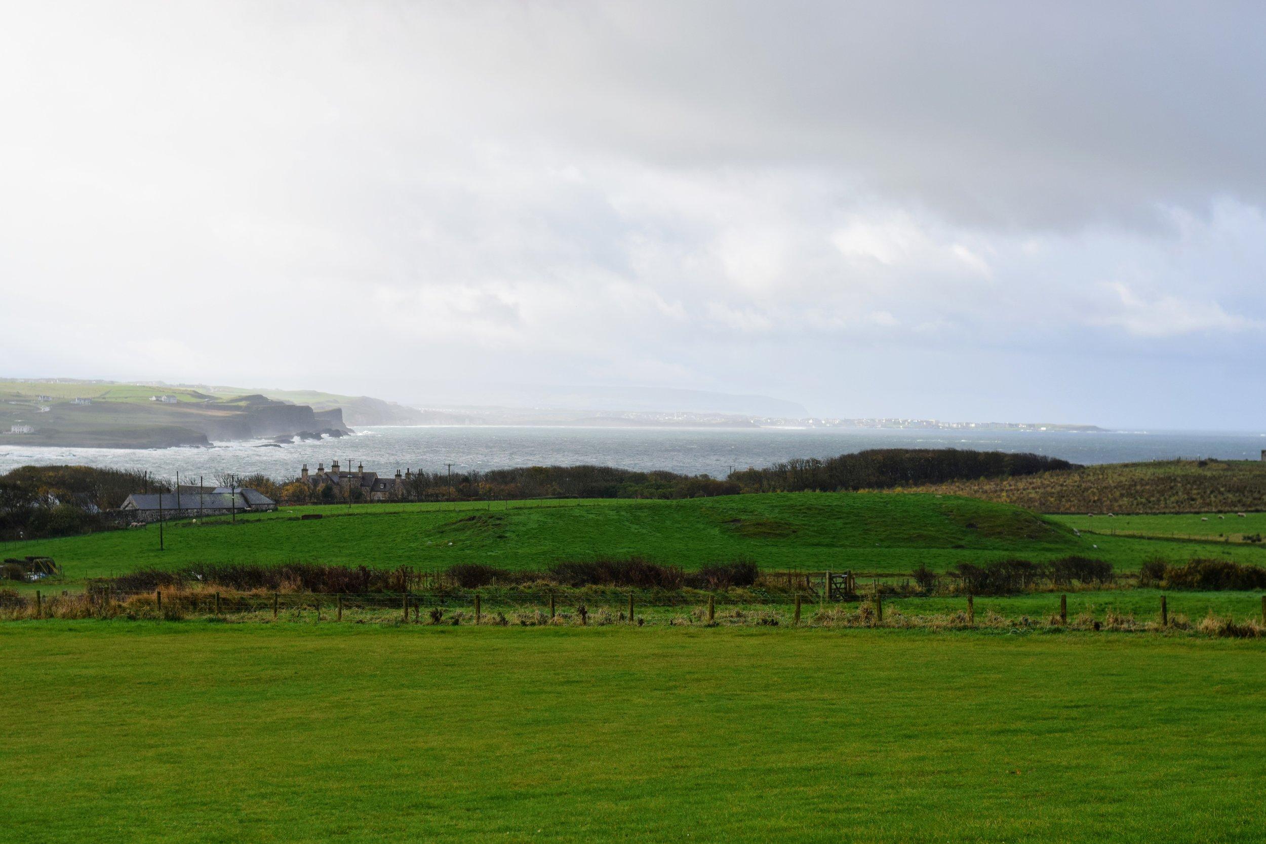 Antrim Coast  (Nikon D3300, 50mm, f/3.2, 1/4000 sec, ISO 400)