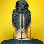 Melanin Hair Styles