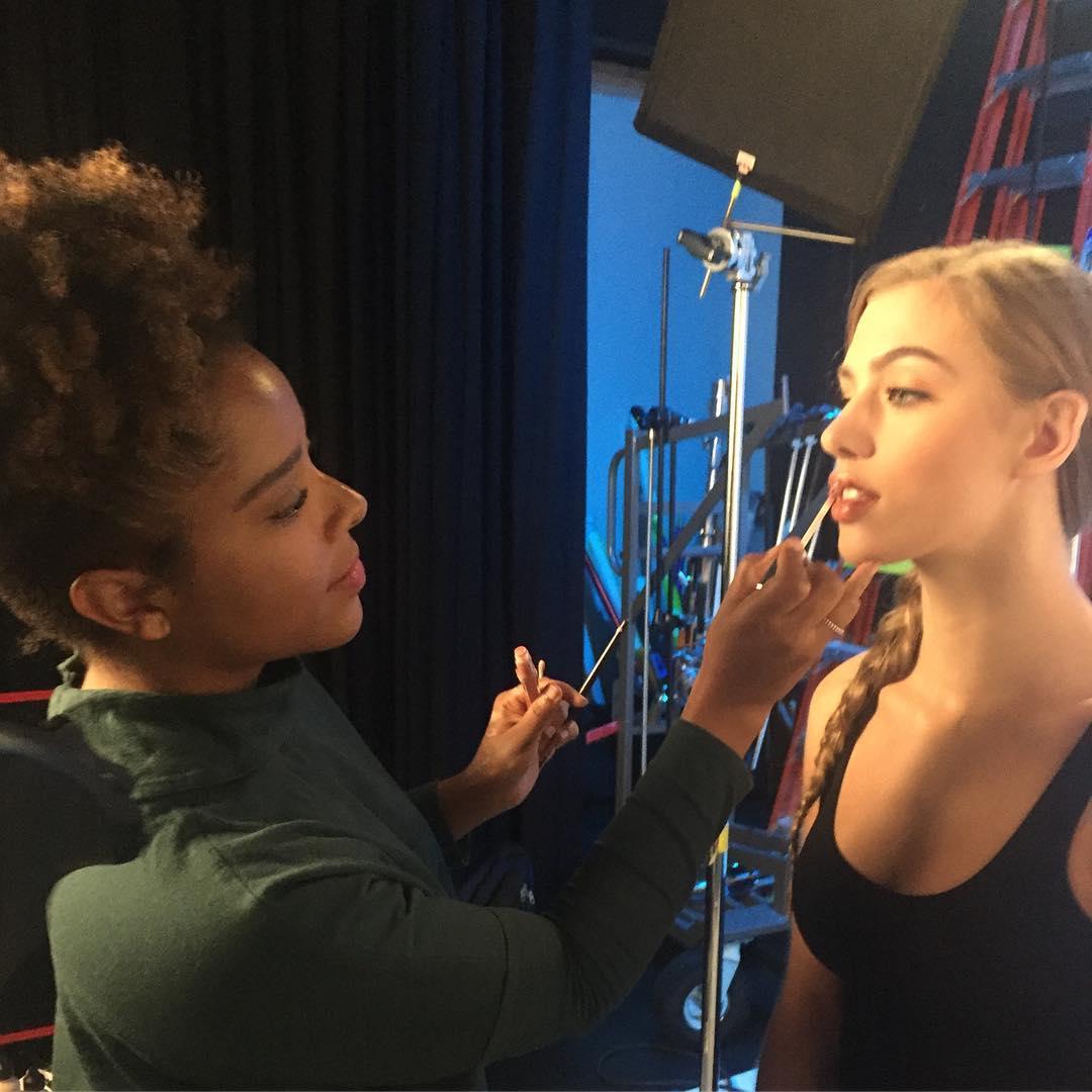 Makeup Artist:Alana Wright - @alanawrightmakeup