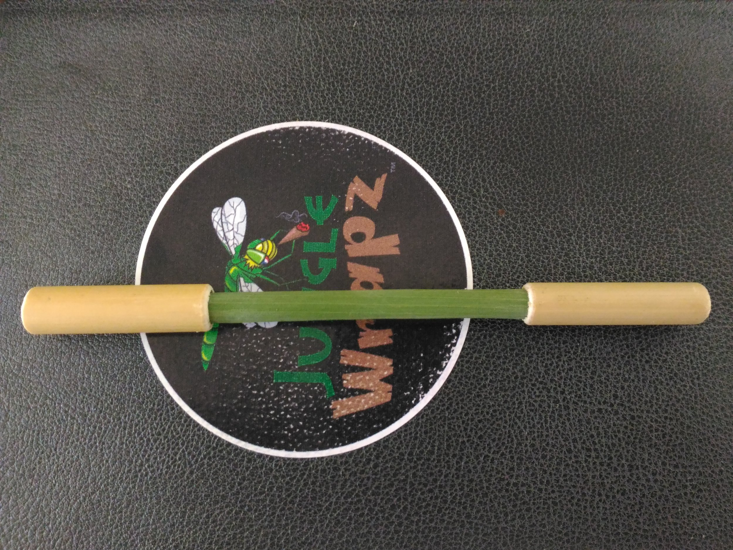 Bamboo Leaf One Hitter - Disposable - Bio-Degradable