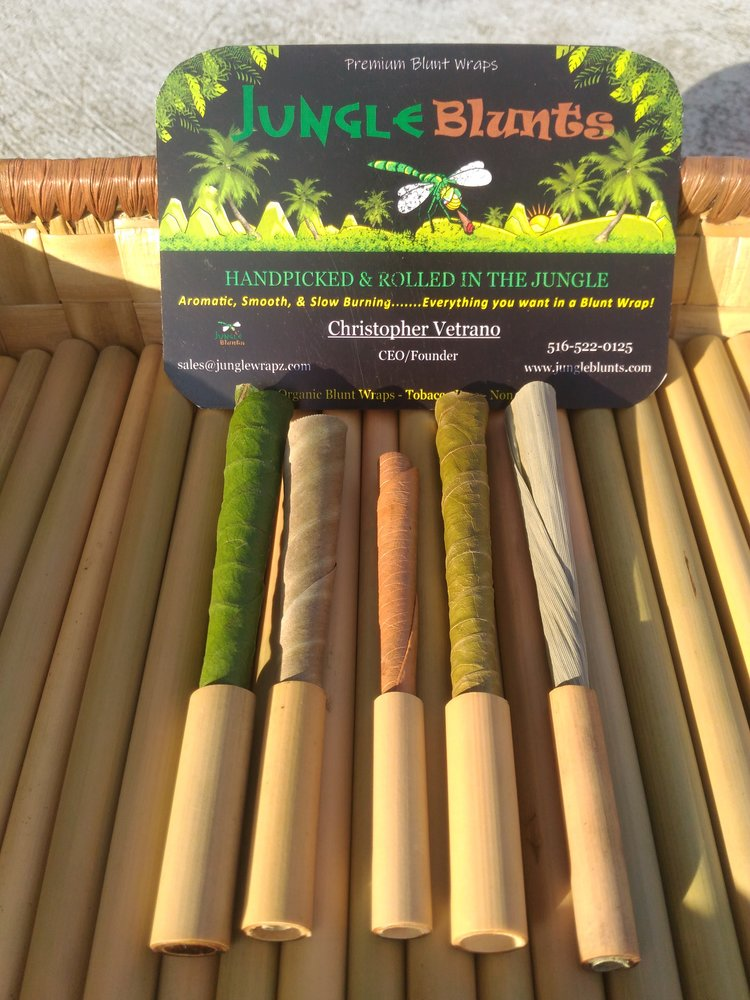 Variety pack of jungle blunts