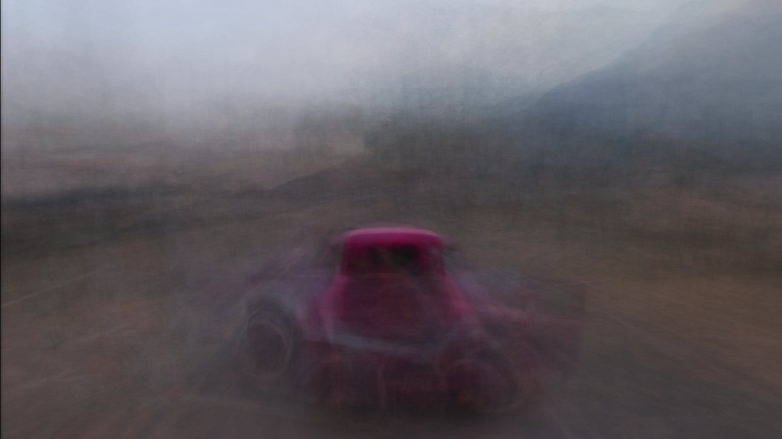 Car Crashes In The Mountains (2017)