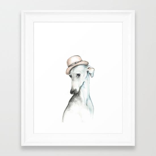 bowler-hat-greyhound-illustrious-dogs-framed-prints.jpg