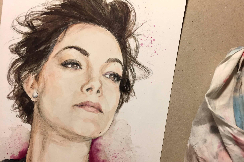 PORTRAITS on commission -