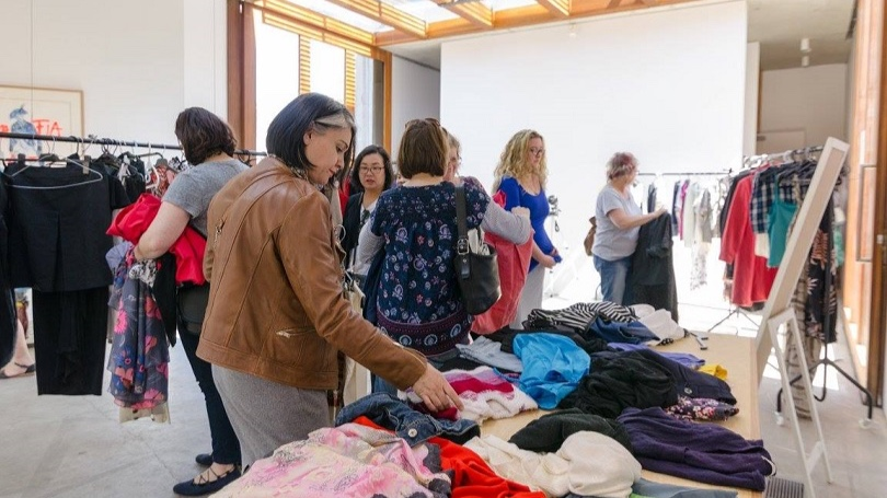 Photo by Clothes Swap & Style – Canberra.