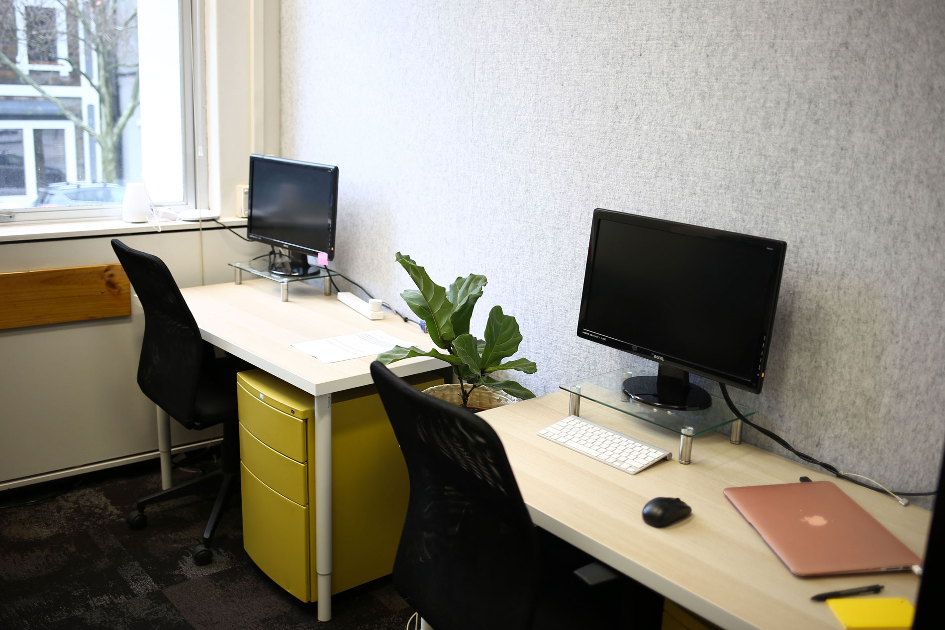Private Offices -