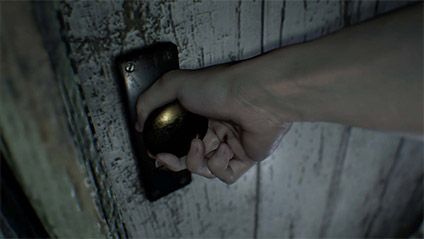 """You might think of the doors when you hear """"Resident Evil,"""" but in this game, it's scary to just open the doors!   Just where does this sense of fear come from?"""
