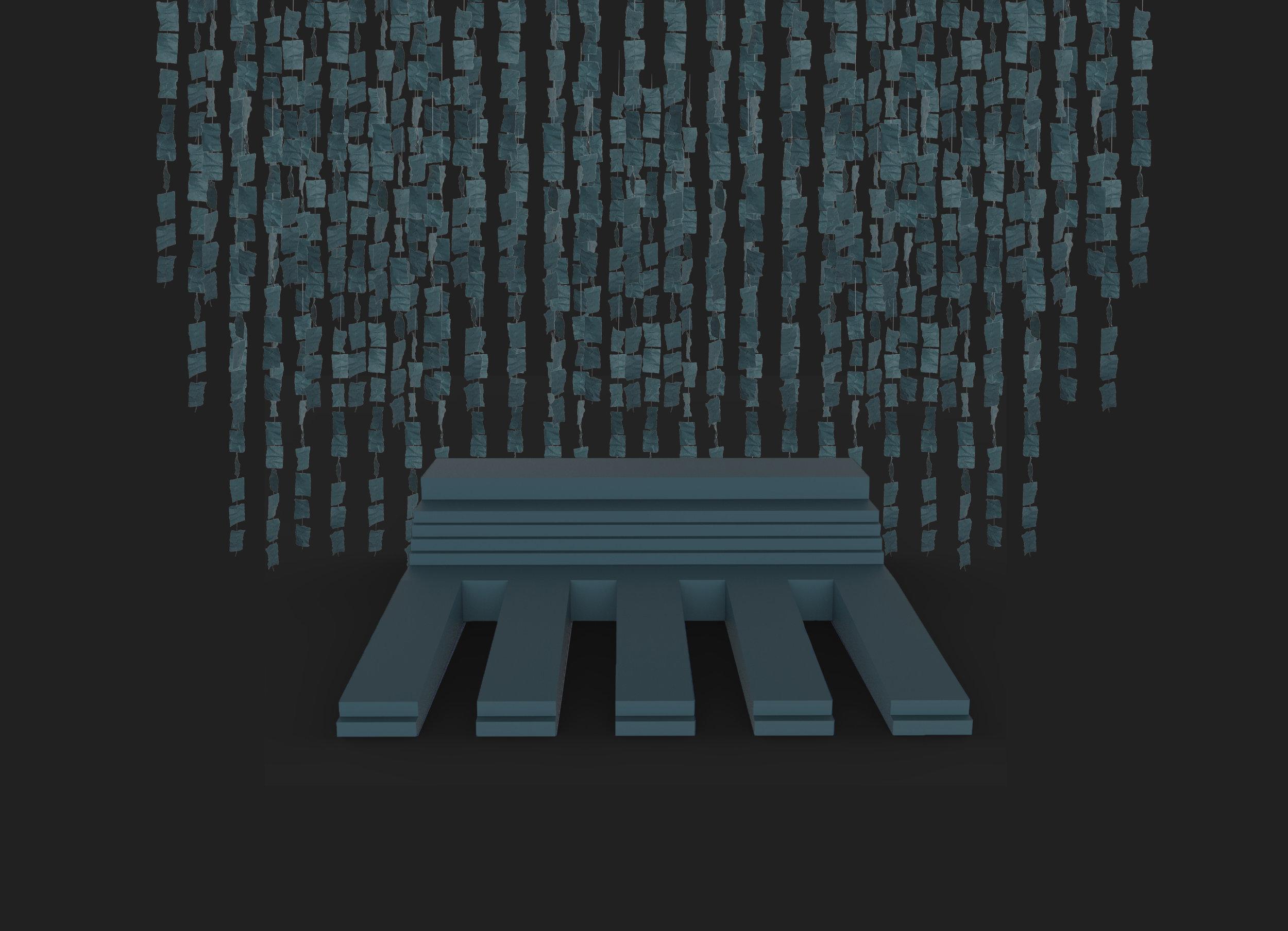 final design- open curtain