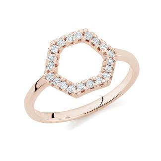 Hexagon Ring  Photo: Maison Goldberg