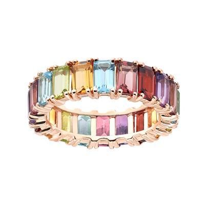 Emerald Cut Ring  Photo: Isaac Mayer Fine Jewelry