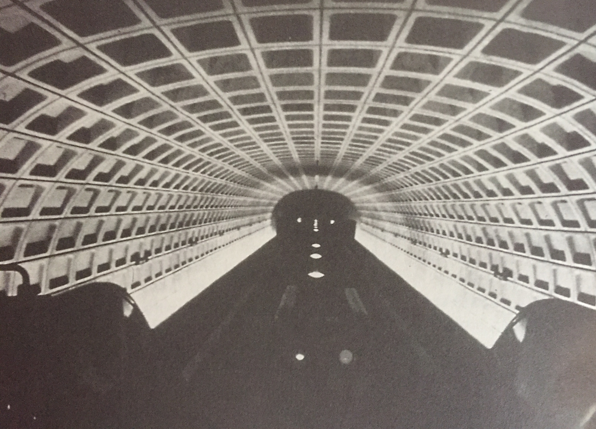 WASHINGTON METRO 1978
