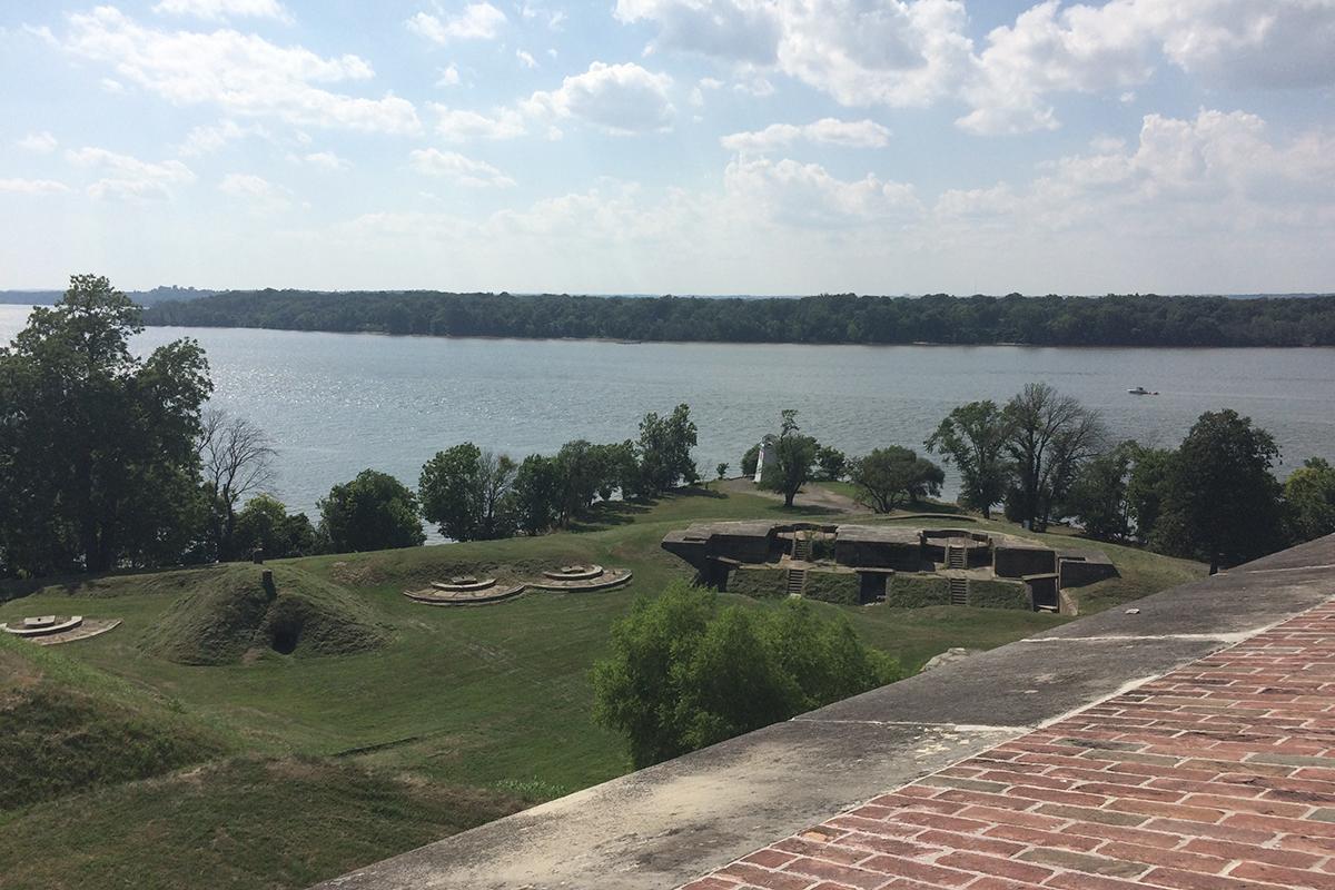 Fort washington front