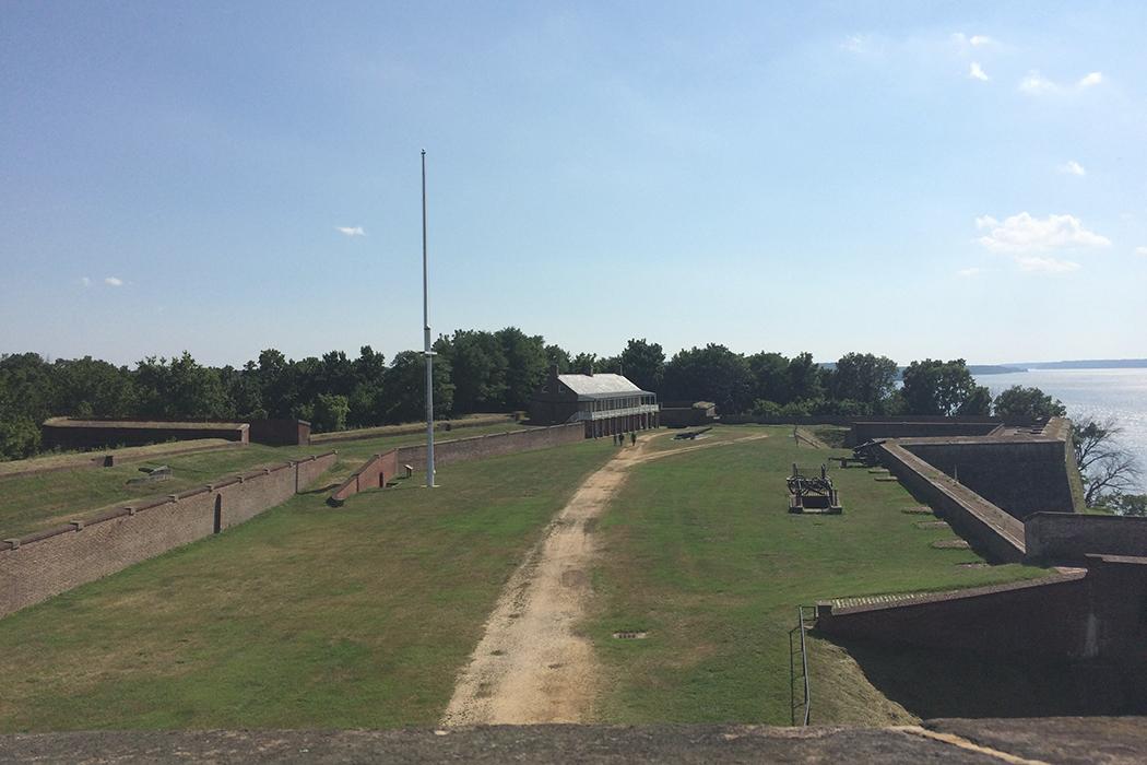 inside fort washington