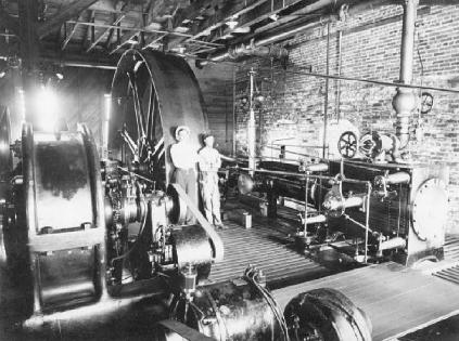A Georgetown Ice Machine. Photo via  Georgetown and winyah Bay