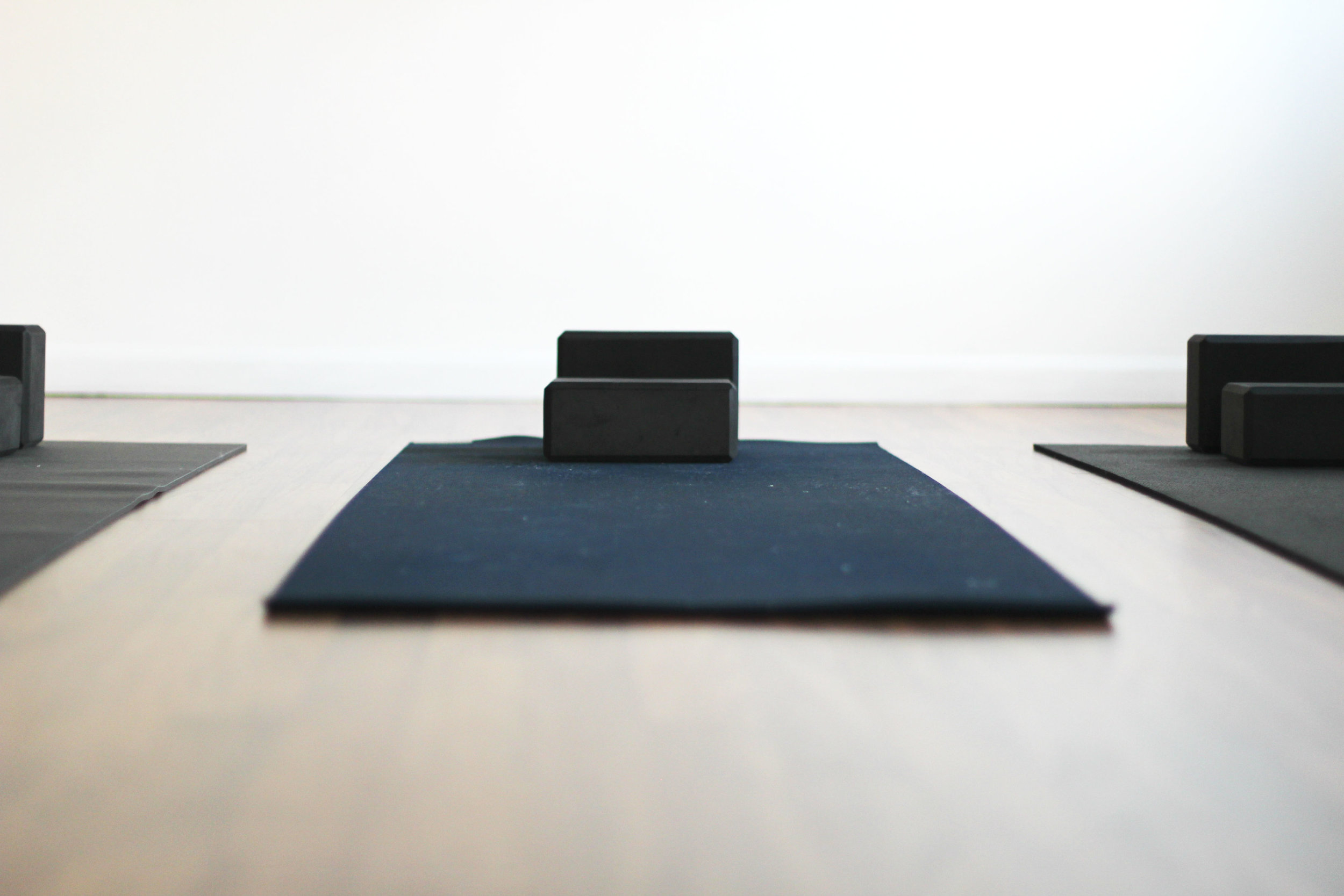 Mats and Towels - We suggest bringing your own mat to class. If you don't have one or forgot it at home - a limited number mats are available.You also may want to bring a hand towel with you to class. Sweat happens!