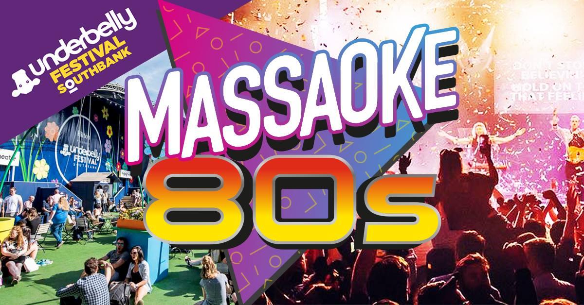 Massaoke-80s