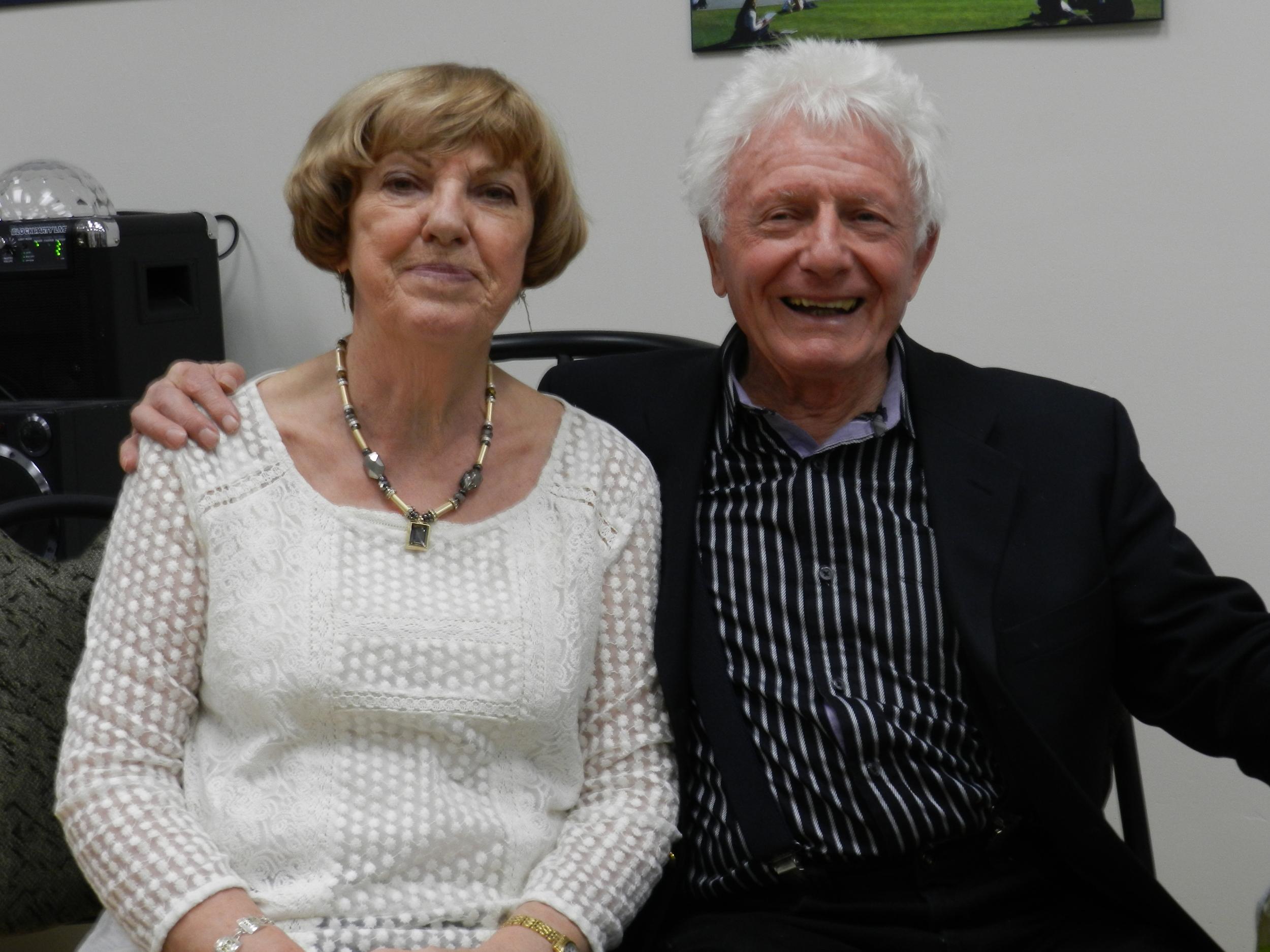 Jan 2016 - Open house - Dympna Callaghan & Tony Black