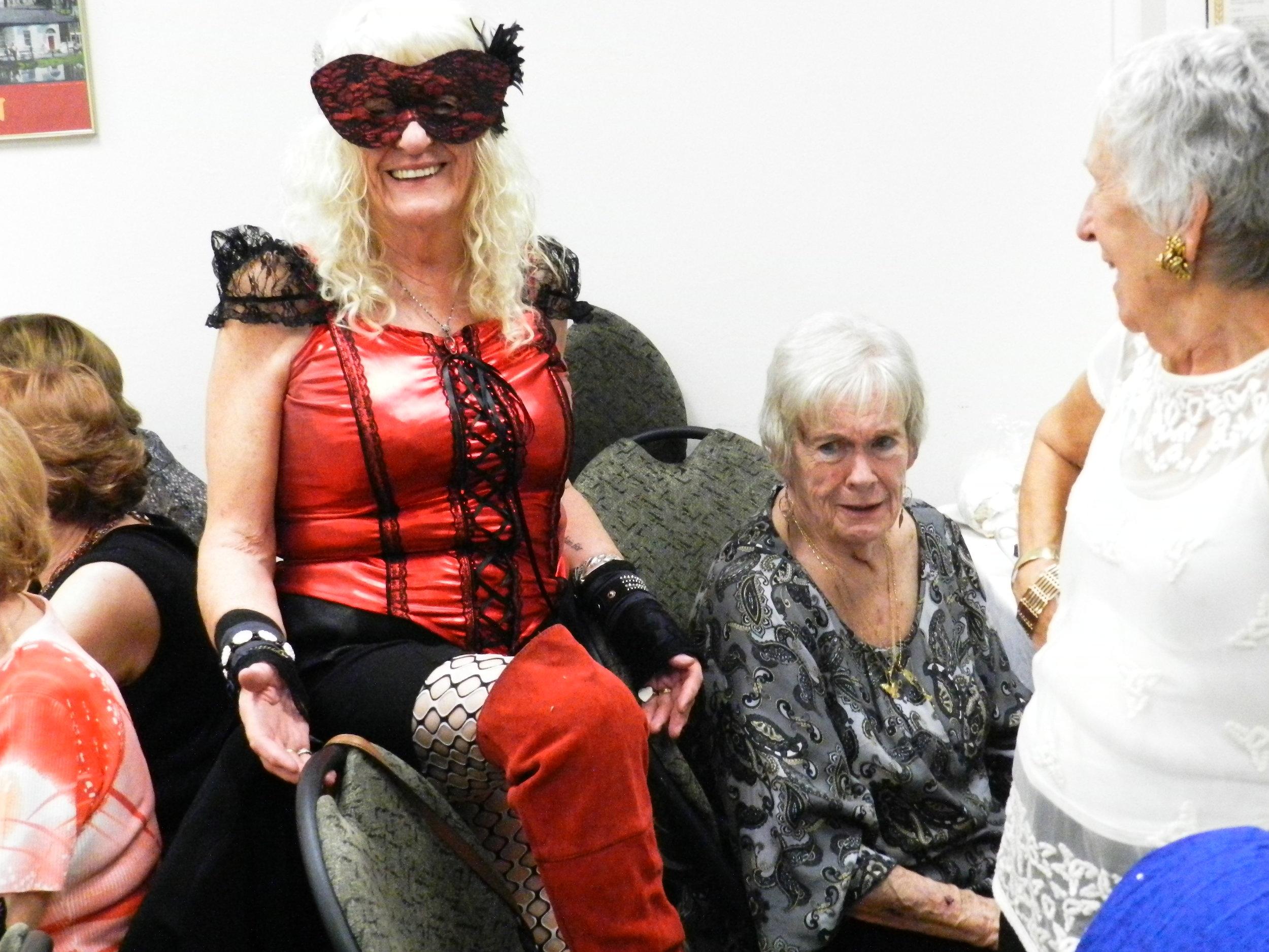 Best Costume - Ann Smith