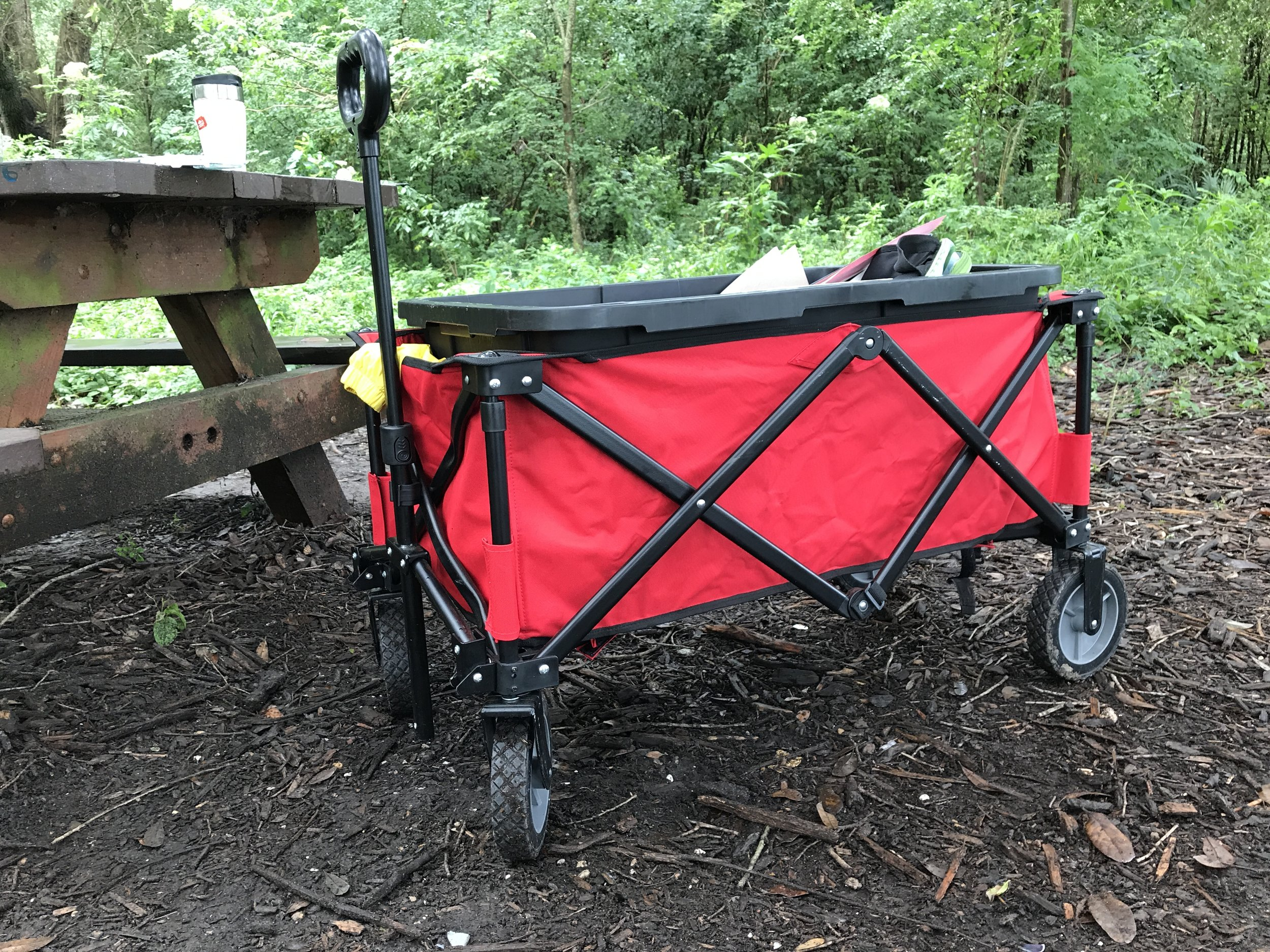Little Red: The Nature School Wagon