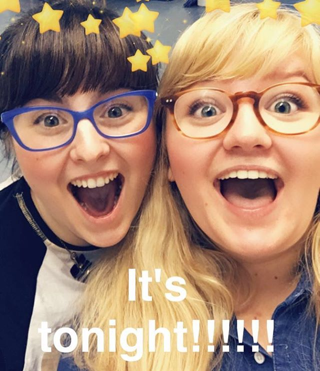 Who's ready for Episode 2? For this episode I'm joined by youth theatre facilitator and director Rachael Esdale. Please enjoy this weirdly relevant snap chat of us that's actually from the first night of rehearsals for a project we did together a year and a bit ago. Episode will be available at www.jo-Sharp.com/blog or via the link in the bio. Enjoy! 👩🏼‍💻🎙