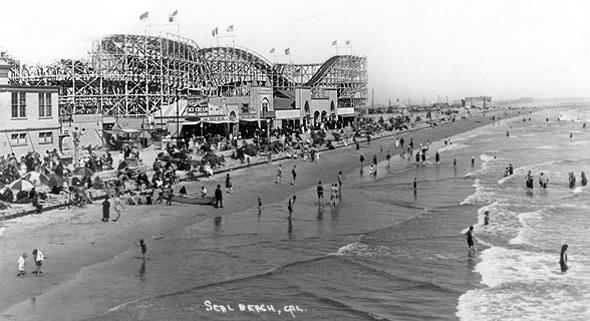 Seal Beach Cira 1917
