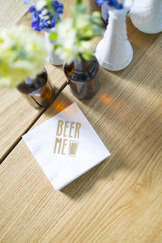 beer me gold napkins.jpg
