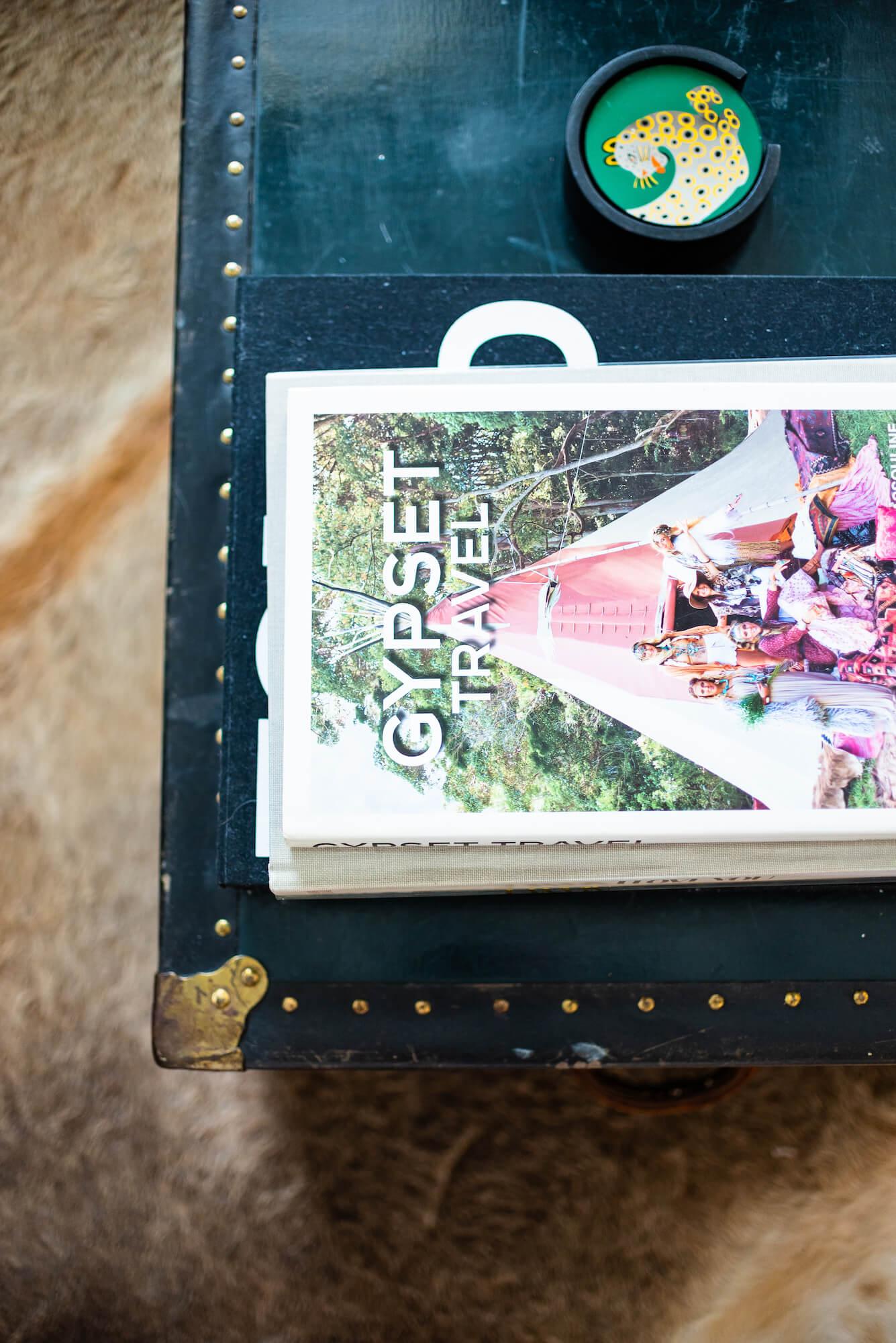 Gypsy Travel Book Styling