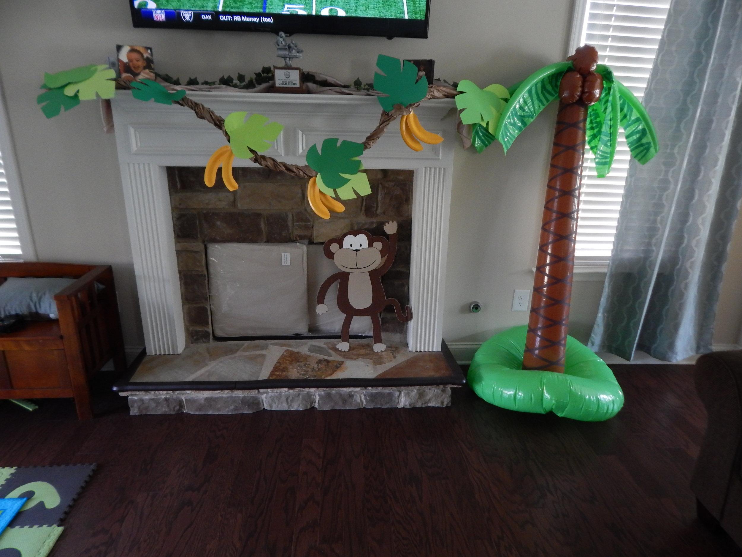 Low Budget Birthday Decorations 4