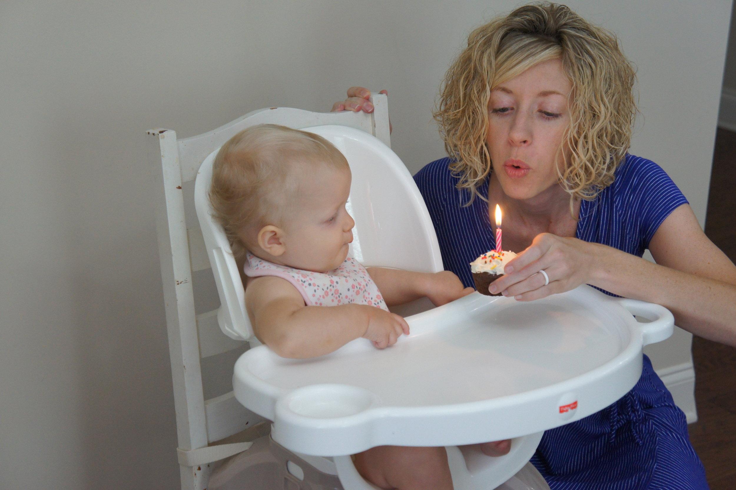 Low Budget Birthday - Cake