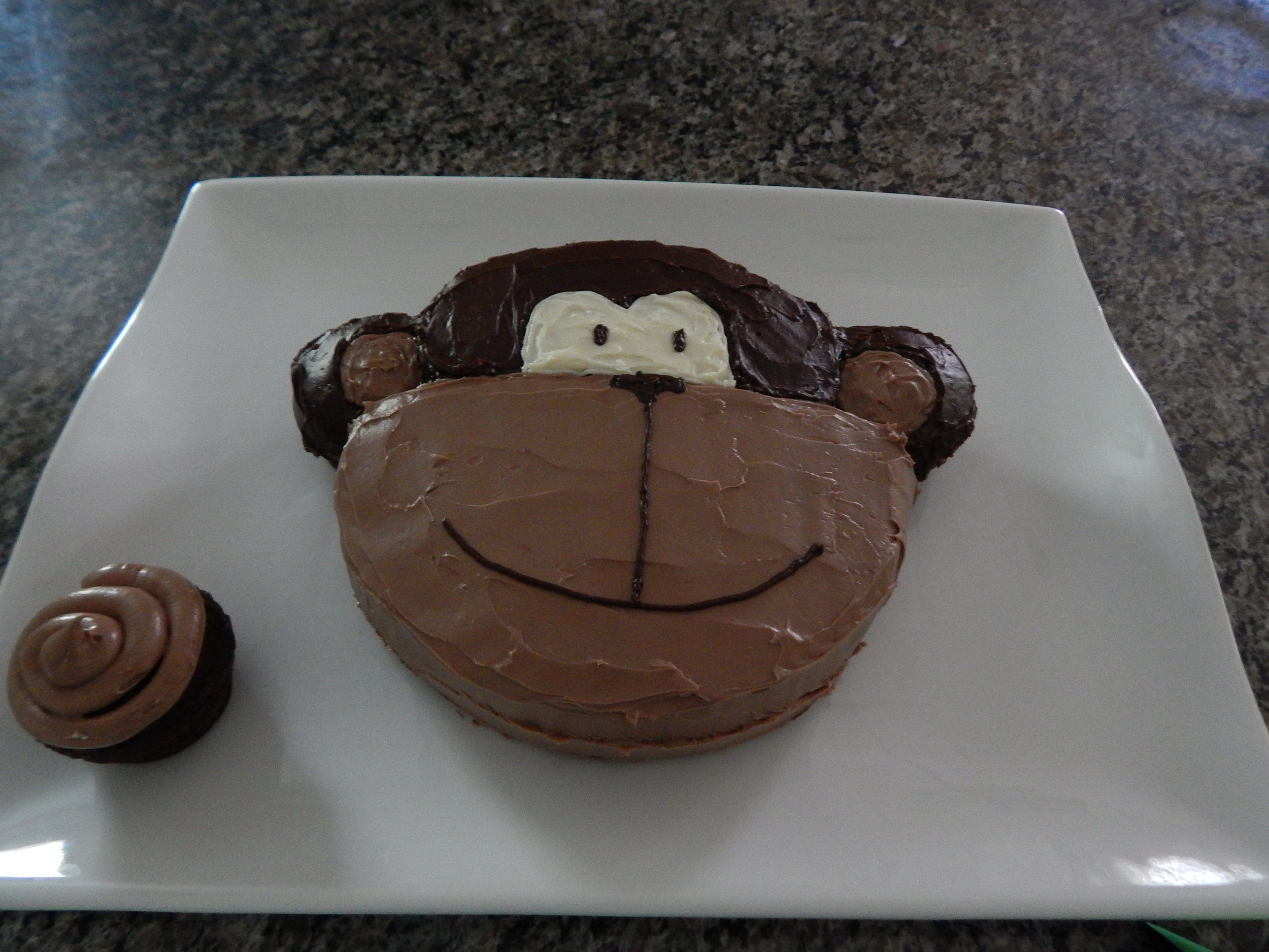 Low Budget Birthday - Cake 2