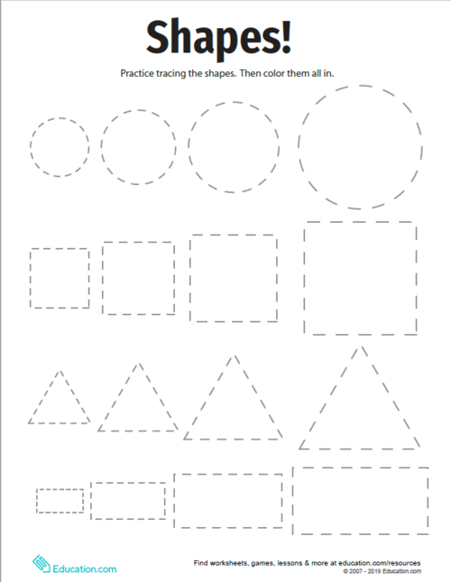 FREE Printable Worksheets from Education.com | Best Mom Ideas