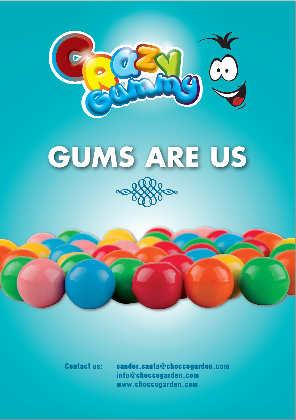 Crazy gummy's Bubble gum catalogue 2019.png