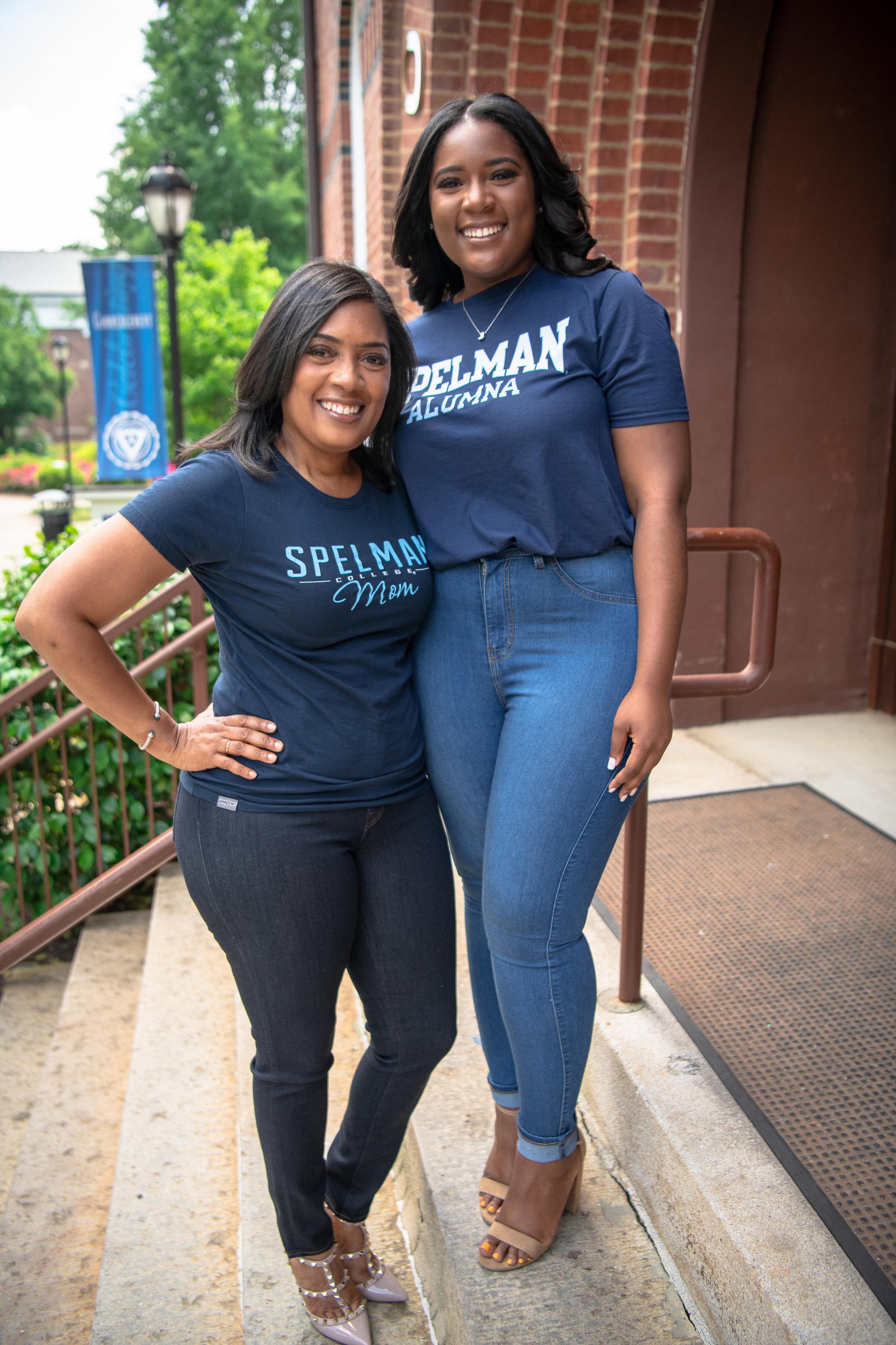 Yolanda and Sapphire